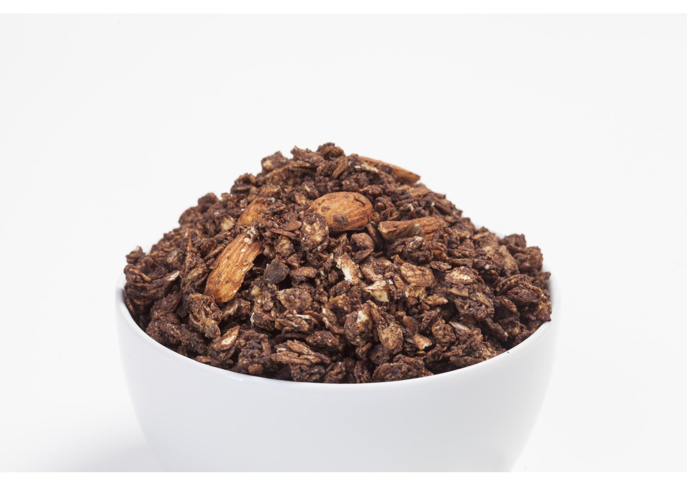 กราโนล่ารสดาร์กช็อกโกแลต 1 กิโลกรัม