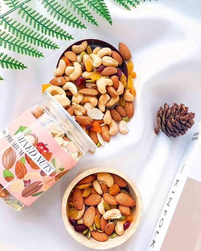 Premium Mixed Nuts 290 กรัม